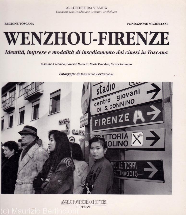Wenzhou-Firenze. 1995