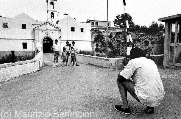 Penitenziario di Porto Azzurro, Isola d'Elba, 1987