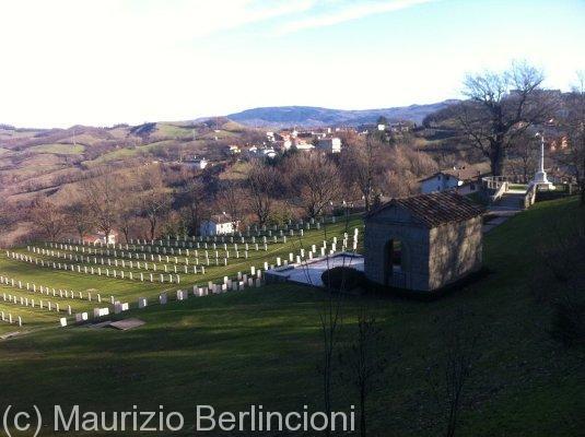Cimitero di guerra sudafricano, Castiglione dei Pepoli (BO)