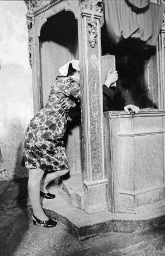 La confessione, Spezzano Piccolo (CS) 1971