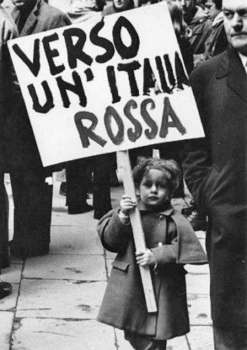 Manifestazione del PCI-verso-unItalia-rossa