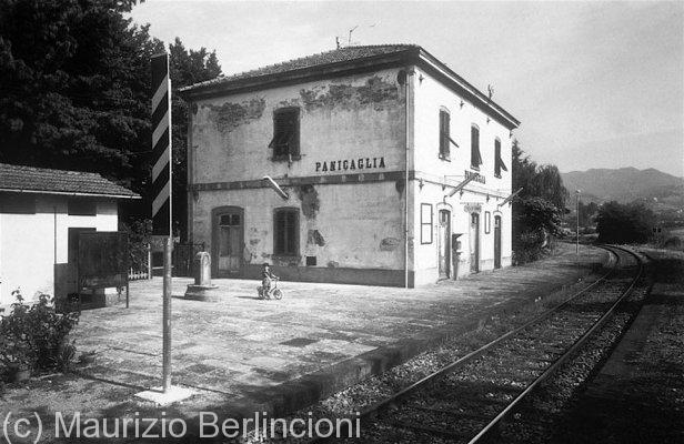 Mugello, stazione di Panicaglia, 1989