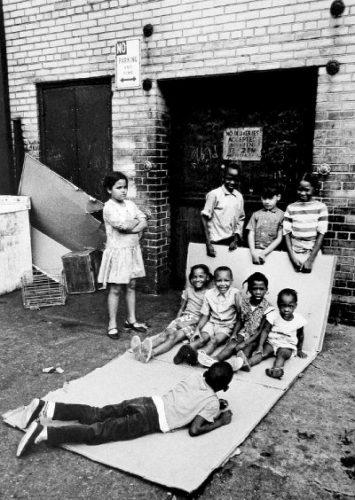 Ragazzi sulla Lexington Ave. NY, 1969