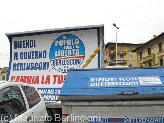 Rifiuti, Firenze