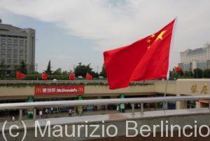 Ristorante della catena Mc Donald's a Pechino